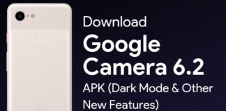 Download Google Camera 6.2 APK