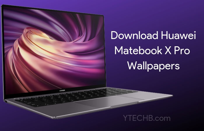 Download Huawei MateBook X Pro Stock Wallpapers (QHD+)