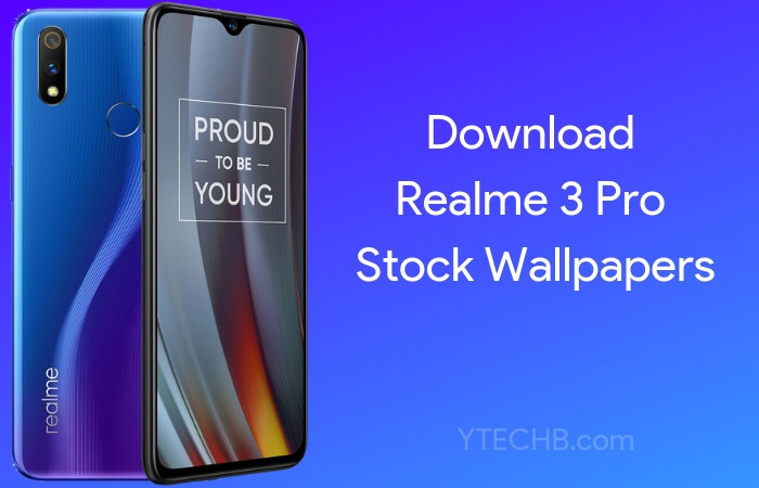 Download Realme 3 Pro Stock Wallpapers Fhd Resolution Official