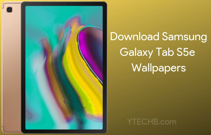 Download Samsung Galaxy Tab S5e Stock Wallpapers Full Hd