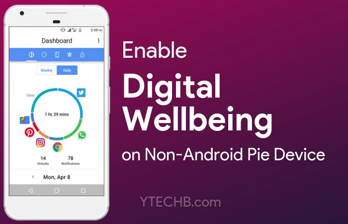 Here's How to Get Digital Wellbeing on Non Android Pie Smartphone