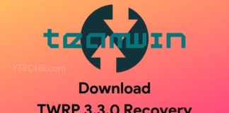 download twrp 3.3