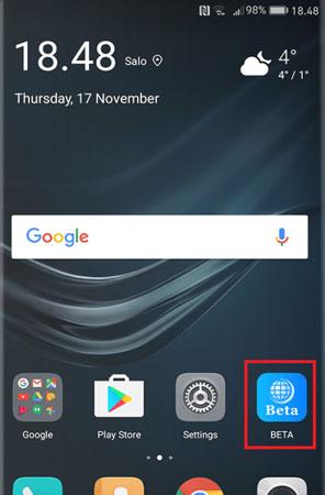 emui 9.1 beta on huawei phones