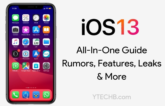 iOS 13 – Everything That You Should Know
