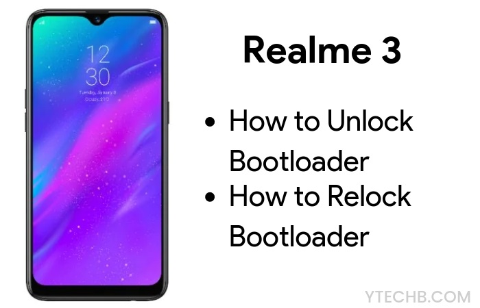 unlock bootloader on realme 3