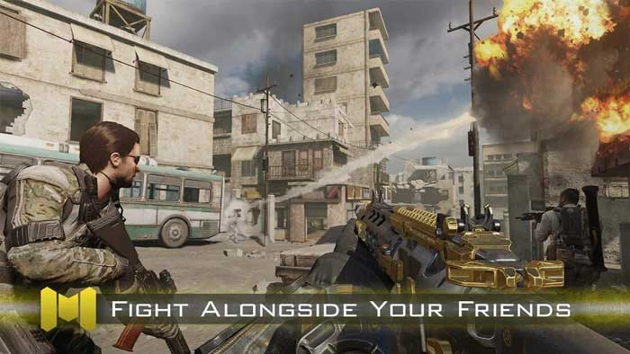 Download Call of duty for android
