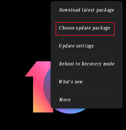 download redmi note 5 pro android pie update