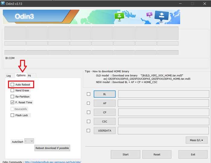 install twrp on galaxy tab s4
