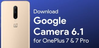 Download Google Camera 6.1 for OnePlus 7 Pro