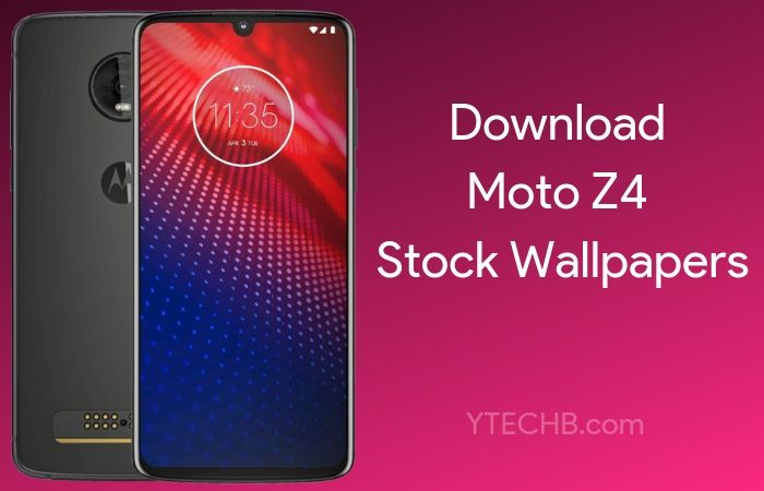 Download Moto Z4 Stock Wallpapers [FHD+]