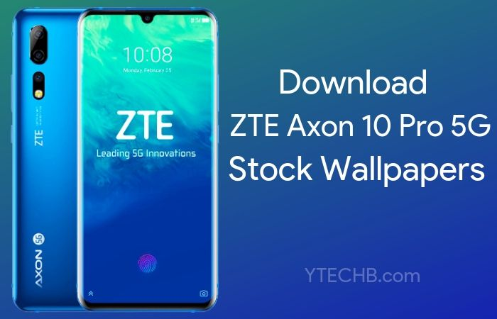Download ZTE Axon 10 Pro (5G) Stock Wallpapers [FHD+]