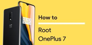how to root oneplus 7