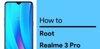 how to root realme 3 pro