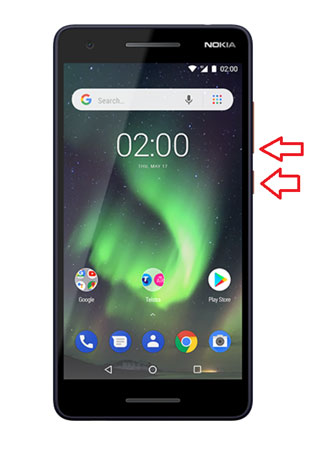 how to unlock bootloader on nokia 2.1