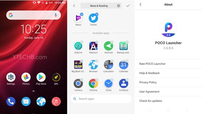 Download Poco Launcher 2.0 Beta APK
