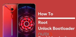 root nubia red magic 3