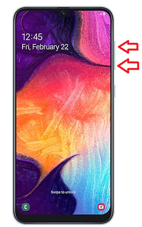 Galaxy A50 Unlock bootloader
