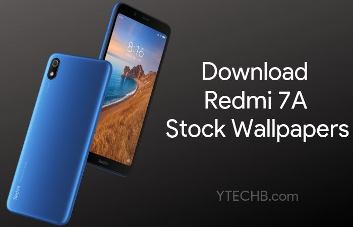 Download Redmi 7A Stock Wallpapers [FHD]