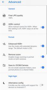 Google Camera for Asus Zenfone Max Pro M1