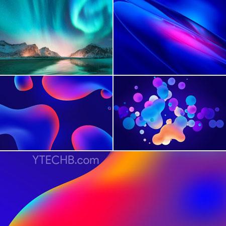 Honor MagicBook 2019 Wallpapers
