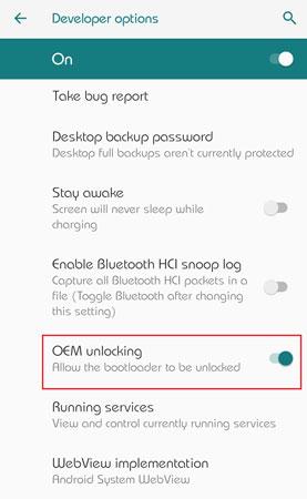 unlock bootloader on mi a3