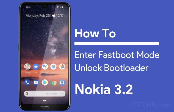 Nokia 3.2 Unlock Bootloader
