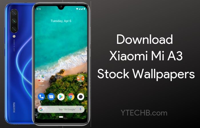 Download Mi A3 Stock Wallpapers [FHD+] (Official)