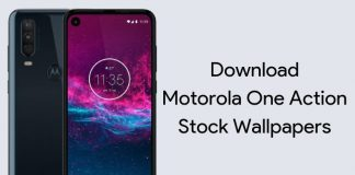 Motorola One Action Wallpapers
