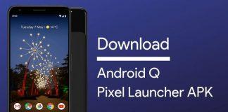 pixel launcher apk