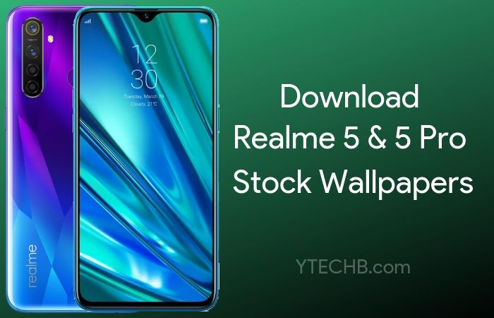 Download Realme 5 Pro Stock Wallpapers Fhd Official