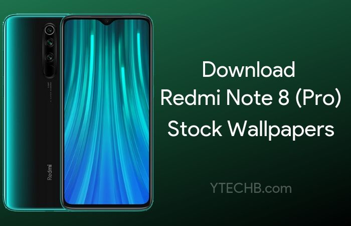 Download Redmi Note 8 Pro Stock Wallpapers Fhd