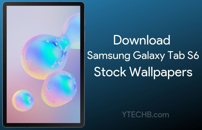 Download Samsung Galaxy Tab S6 5g Wallpapers 4k Resolution