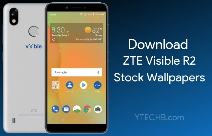 Download ZTE Visible R2 Stock Wallpapers [FHD+]