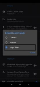 Download Google Camera 6.3 APK