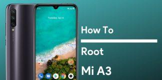 root mi a3