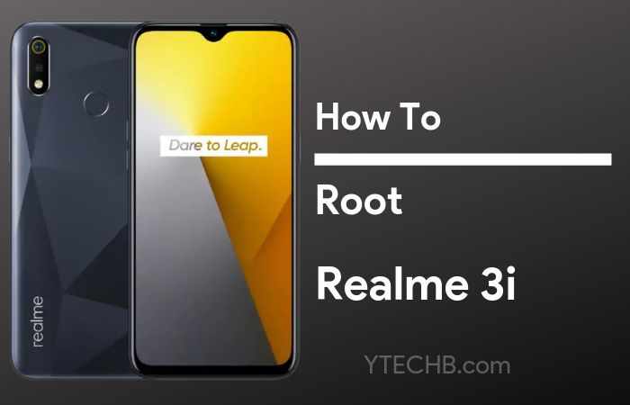 How to Root Realme 3i with Magisk (2 Working Methods)