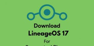 Download LineageOS 17