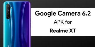 Google Camera for Realme XT