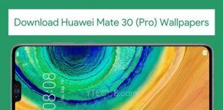 Huawei Mate 30 Pro Wallpapers