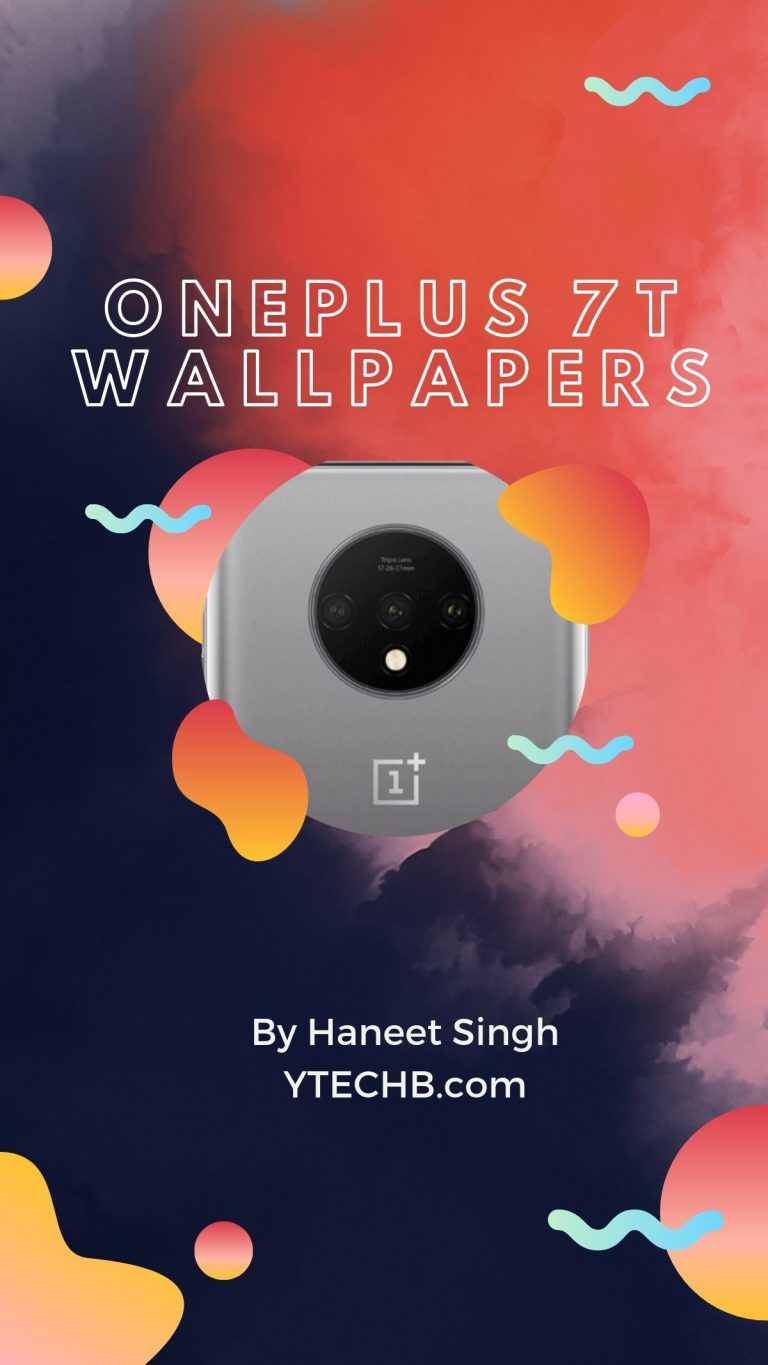 Here are All the OnePlus 7T Live Wallpapers!