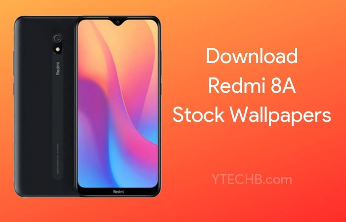 Download Redmi 8A Stock Wallpapers [FHD+]