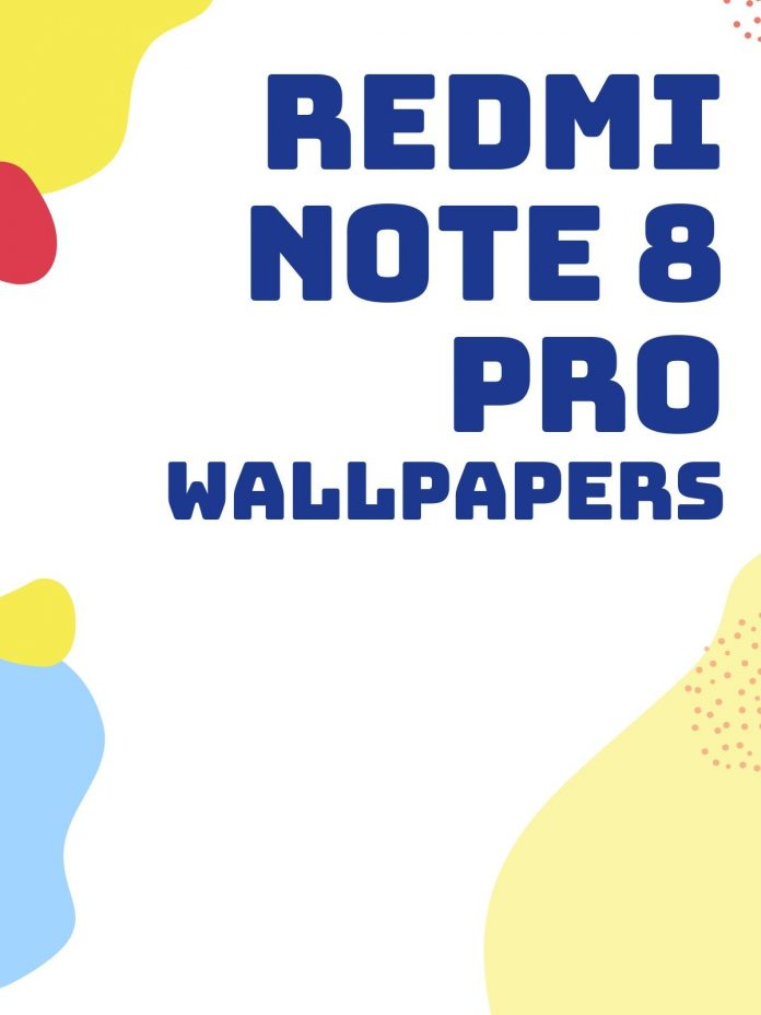 Here are All the Redmi Note 8 Pro Wallpapers