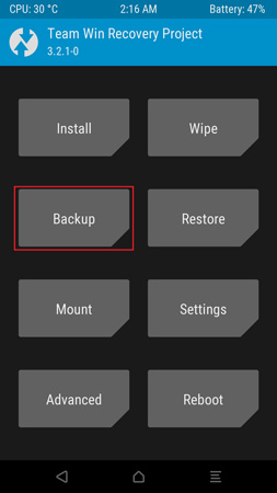 Twrp Recovery for Galaxy A70