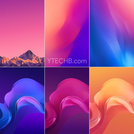 Vivo Z1x Wallpapers
