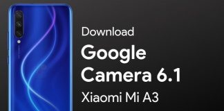 google camera for mi a3