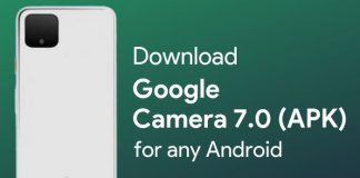 google camera 7.0 apk