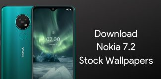 Nokia 7.2 Wallpapers