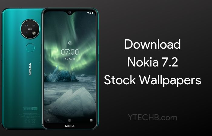 Download Nokia 7.2 Stock Wallpapers [FHD+] (Official)