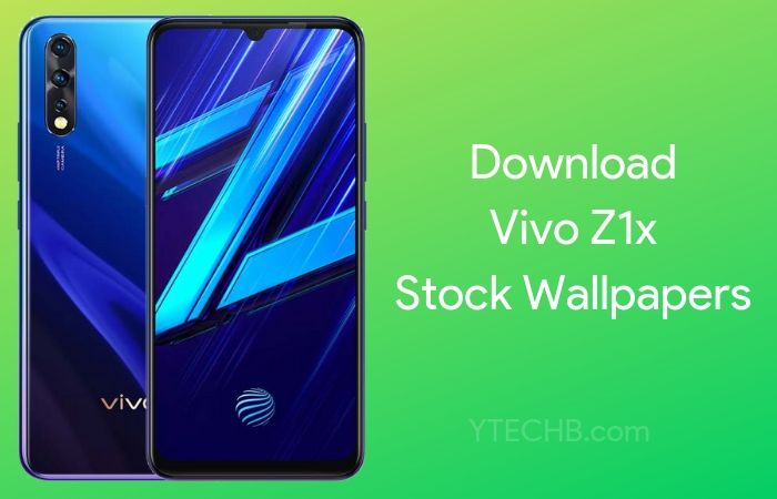Download Vivo Z1x Stock Wallpapers [FHD+] (Official)