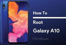 root samsung galaxy a10